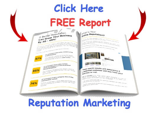 Free Reputation Marketing Report